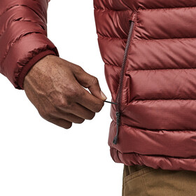 Patagonia Down Sweater Miehet, oxide red